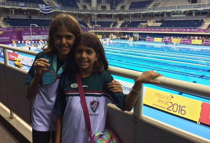 Fernanda e Gabriela (Crédito: Reprodução)