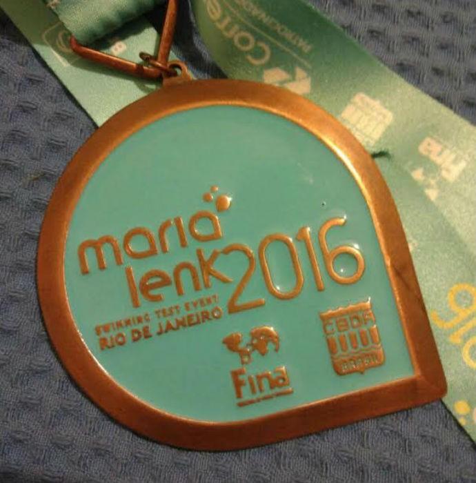 Medalha (Crédito: Reprodução)