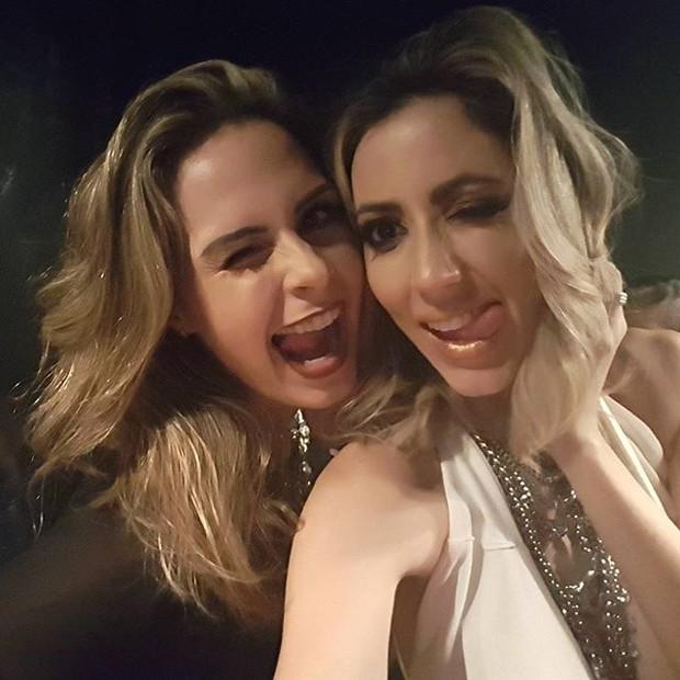 Ana Paula e Fernanda (Crédito: Reprodução )