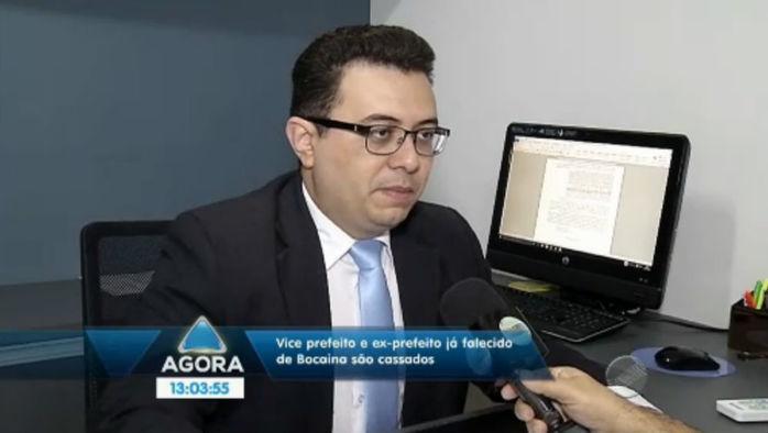 Advogado Talmy Tércio