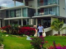 Caio Castro ostenta férias no caribe com hospedagem de R$ 18 mil