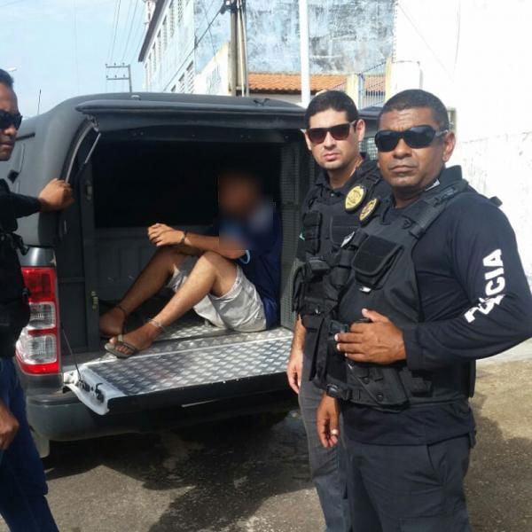 Menor acusado de matar Dalmir Sales Silva