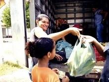 200 famílias de Monsenhor Gil são beneficiadas com doação de milho