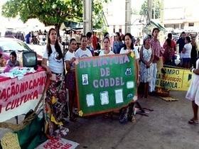 UAB/Monsenhor Gil realiza oficinas culturais