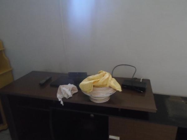 Agente penitenciário sofre infarto e bandidos arrombam sua casa  (Crédito: Divulgação)