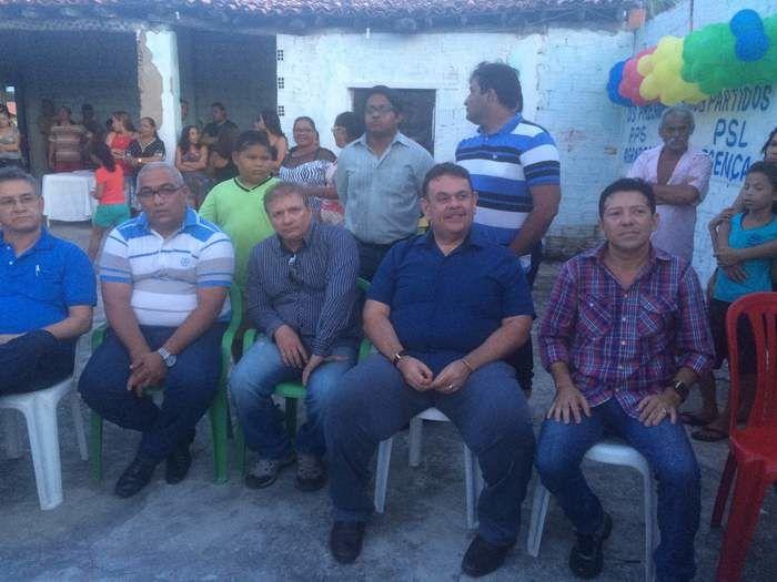 Silas Freire visita bases para fortalecimento nas eleições 2016 (Crédito: Assessoria )