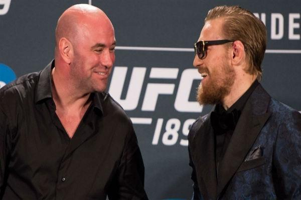 Dana White não quer McGregor no UFC 200 (Crédito: Getty)