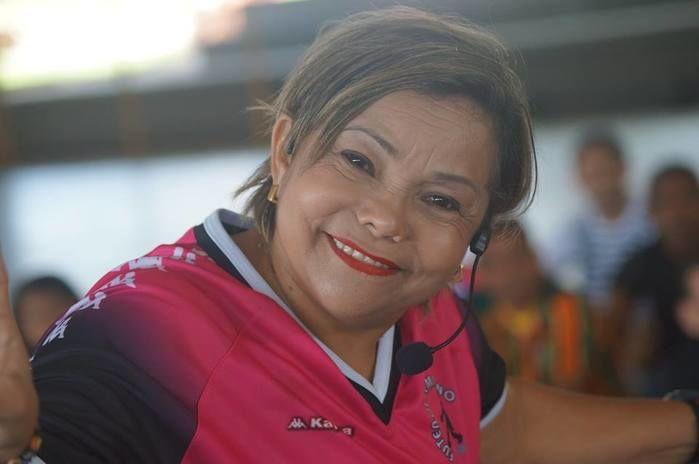 Ministrante Rosa Maria Costa