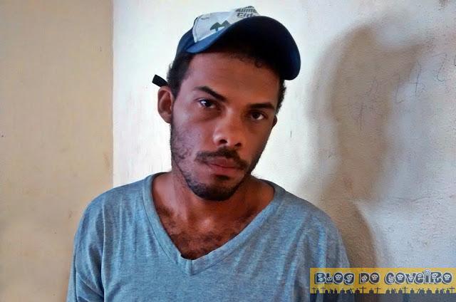 Leonardo Junio Pereira Borges, de 29 anos (Crédito: Blog do Coveiro)