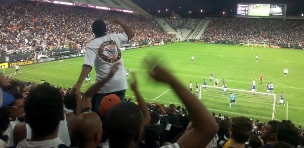 Arena Corinthians (Crédito: Reprodução)