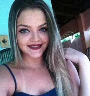 Thaynara Ashilley Portilho Oliveira  (Crédito: Divulgação )