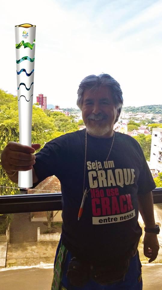 Professor Clery Quinhones de Lima, do Rio Grande do Sul