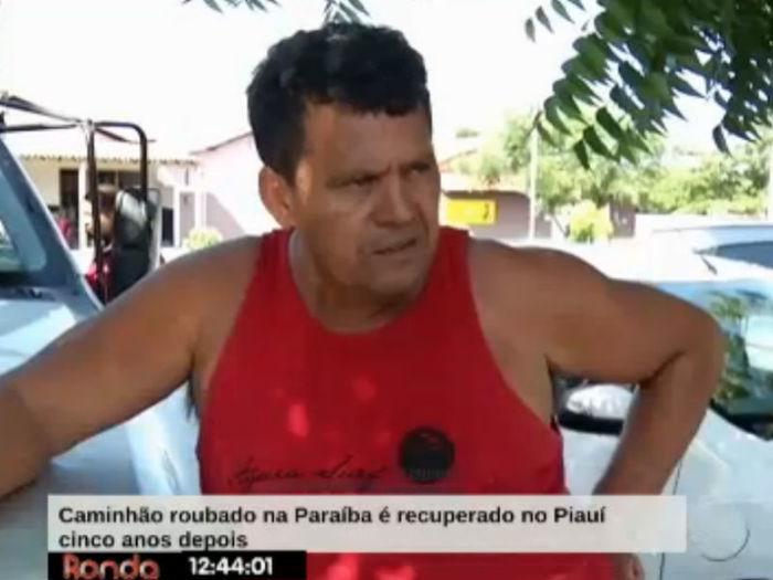 José Barbosa (Crédito: Reprodução TV Meio Norte )