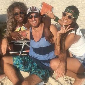 Adélia convidou ex-BBBs como padrinhos (Crédito: Reprodução/ Instagram)