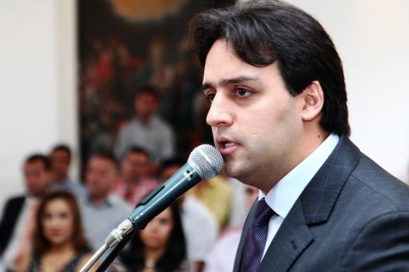 Secretário do Turismo do Piauí, Flávio Nogueira Júnior