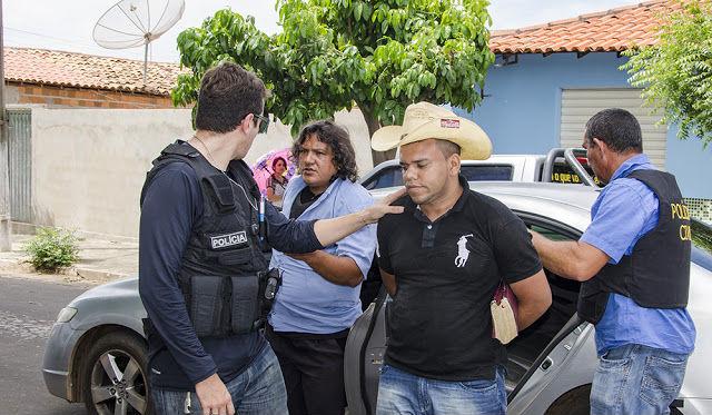 """José Rogério Moreira Colares Júnior, conhecido como """"Vaqueiro"""""""