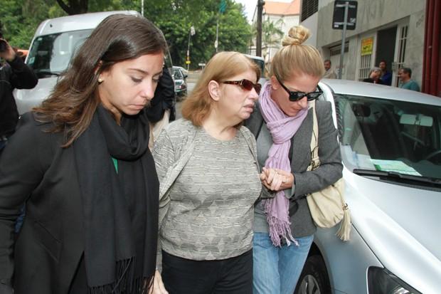 Familiares e amigos velam corpo do ator Umberto Magnani em SP (Crédito: Ego)