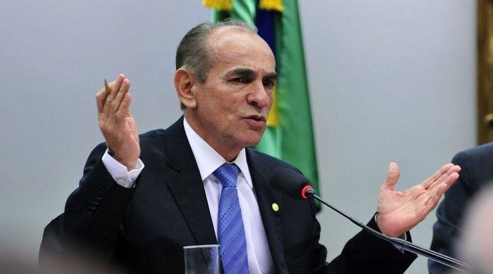 Marcelo Castro entrega demissão (Crédito: Divulgação)
