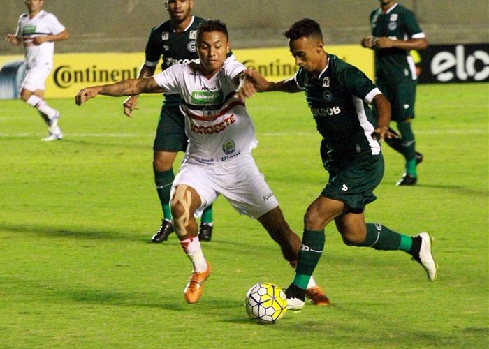 River vence Goiás nos pênaltis e avança (Crédito: Goiás Esporte Clube)
