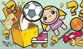Algumas brincadeiras capazes de estimular a imaginação da criança