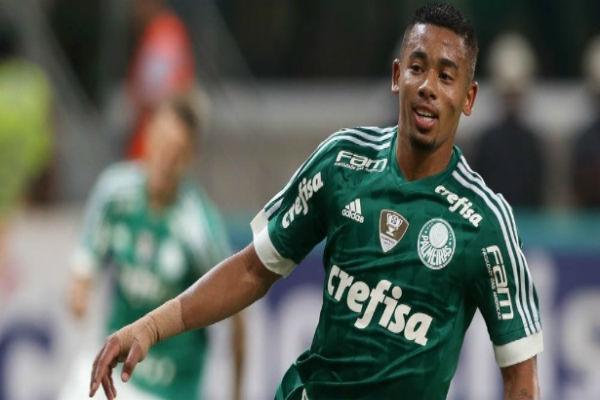 Gabriel Jesus soma nove gols em 19 jogos na temporada 2016 (Crédito: Ag Palmeiras)