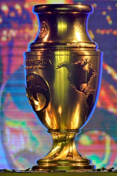 Taça da Copa América Centenária (Crédito: AFP)