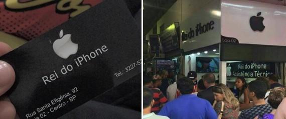 Repercussão causou tumulto em loja (Crédito: Reprodução)
