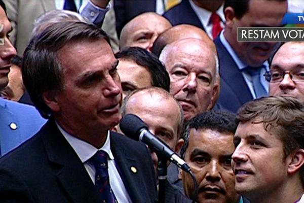 Jair Bolsonaro (Crédito: Reprodução)