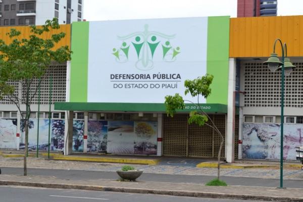 Defensoria Pública do Piauí (Crédito: Reprodução)