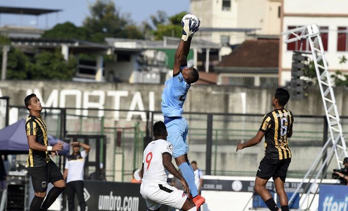 Vasco fica no empate ao jogar contra Volta Redonda