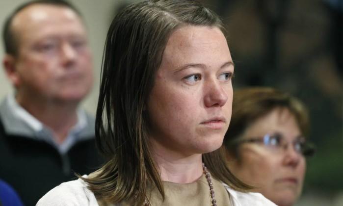Vítima Michelle Wilkins (Crédito: Reprodução)