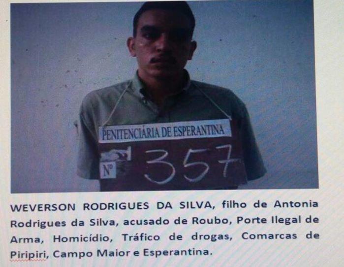 Weverson Rodrigues da Silva (Crédito: Divulgação)