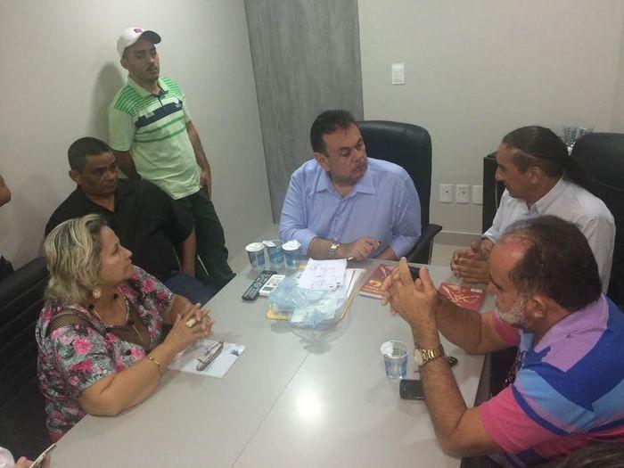 PPL sabatina Deputado Federal Silas Freire