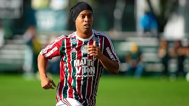 Ronaldinho Gaúcho (Crédito: Gazetta Press)