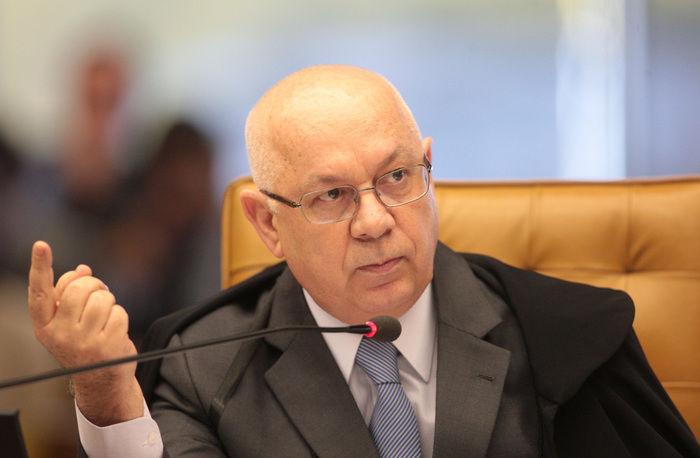 Ministro Teori Zavascki (Crédito: Divulgação)