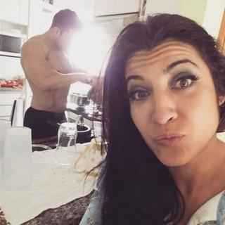 Priscila postou foto e causou alvoroço  (Crédito: Reprodução/ Instagram)