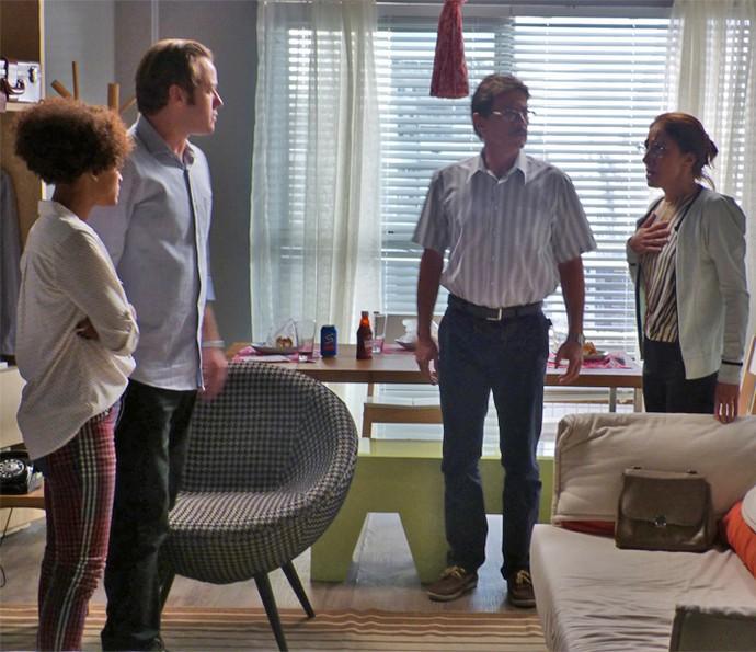 Max termina namoro de fachada com Adele e sai do armário (Crédito: Reprodução)