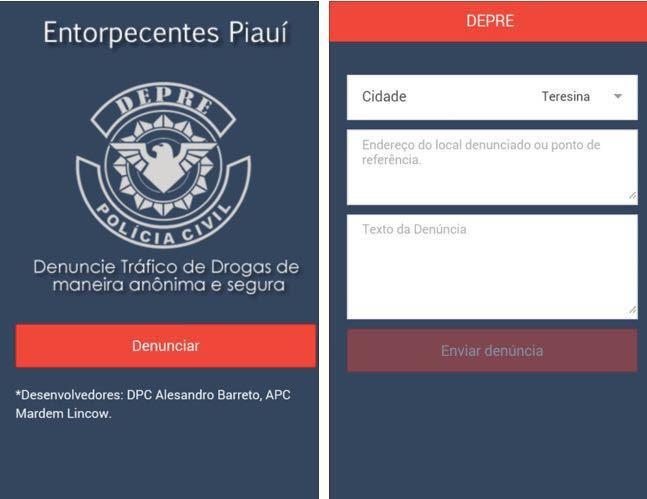Aplicativo DEPRE lançado para Iphone
