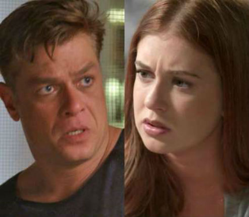 Arthur termina namoro com Eliza