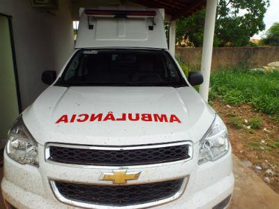 A população de Arraial recebeu mais um reforço para frota da saúde.