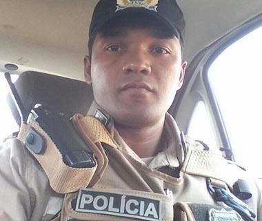 Policial morto em troca de tiros (Crédito: Reprodução)