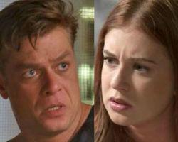 Arthur termina namoro com Eliza, após cair em armadilha de Carolina