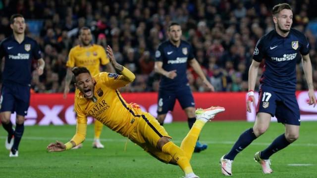 Neymar, é o jogador 'mais caçado' da Liga dos Campeões (Crédito: Reprodução)