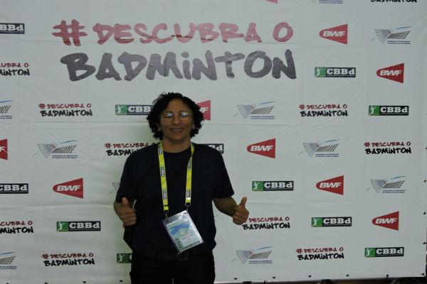 Piauiense será juiza nos jogos olimpicos (Crédito: Reprodução)