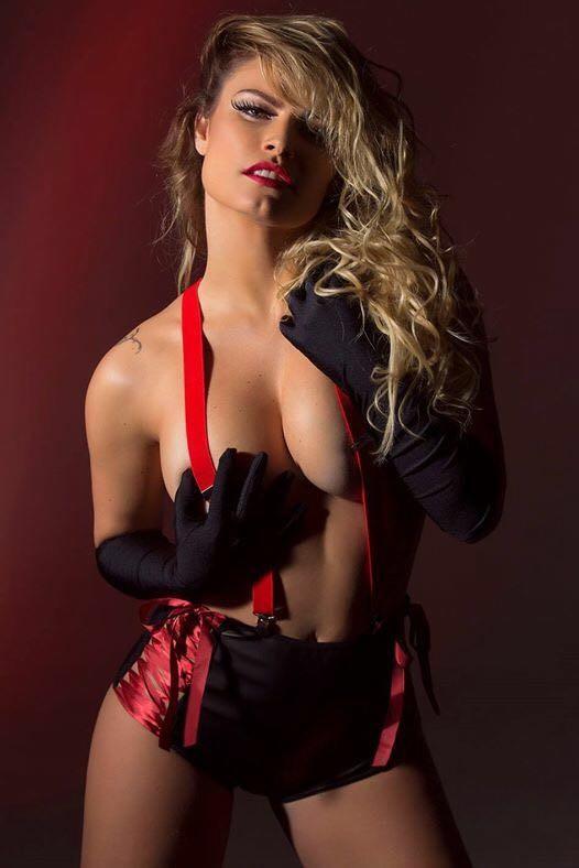 Natalia Casassola (Crédito: Angelo Pastorello)