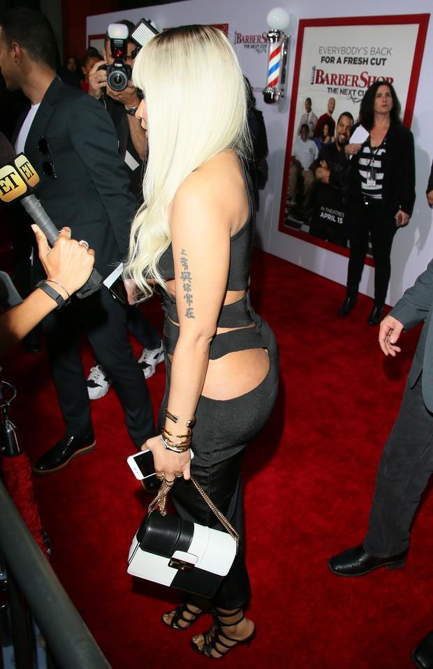Nicki Minaj (Crédito: Divulgação)