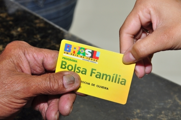Bolsa Família (Crédito: Foto Ilustrativa)