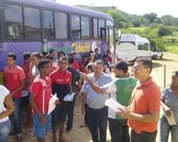Expresso Cidadão realiza tirada de documentos em Cajazeiras