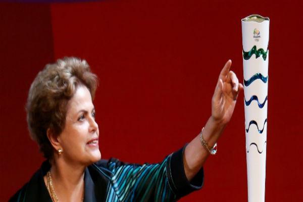 Dilma Rousseff (Crédito: FolhaPress)