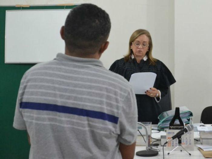 Julgamento de Martim Borges da Silva (Crédito: A Grade Picos )